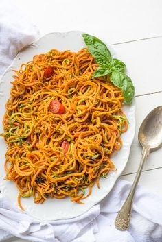 My Sweet Potato Pasta Pesto Salad dish is so colorful, deliciously yummy and amazingly easy to make, that you'll be sitting with your feet up in no time...