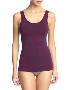 Yummie by Heather Thomson Women's Stephanie Seamless 2-Way Tank, http://www.myhabit.com/redirect/ref=qd_sw_dp_pi_li?url=http%3A%2F%2Fwww.myhabit.com%2Fdp%2FB00LPPWD54