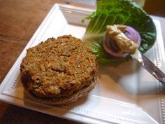 the preppy paleo: Paleo Veggie Burgers