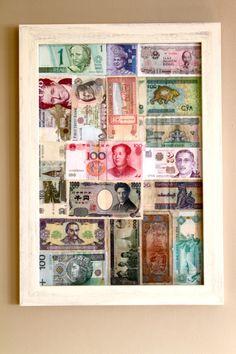 The foreign money jar gets some inspiration | Cultural Jet Lag