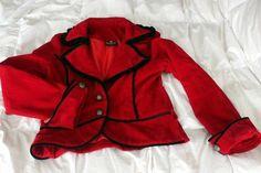 Available @ TrendTrunk.com Twenty One Tops. By Twenty One. Only $19.03! Red Leather, Leather Jacket, Twenty One, The Twenties, Trench Coats, Blazers, Jackets, Money, Tops