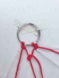 IMG_5456 Macrame Jewelry, Handicraft, Diys, Personalized Items, Crafts, Bracelets, Heart Bracelet, Hearts, Bangle Bracelets