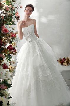 3f0e6da647511 Wedding ball gown from Papilio