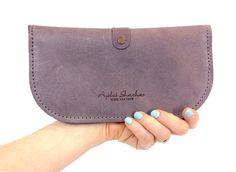 women wallet/leather wallet woman/ leather women by AyeletShachar