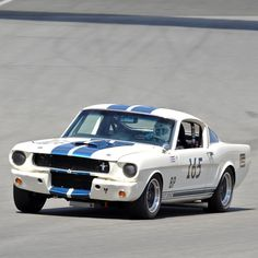 Check out this killer #ShelbyGT350! #TBT