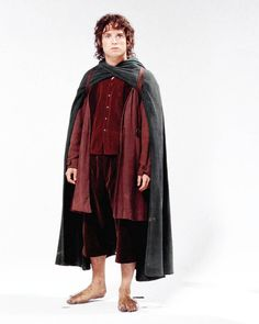Lord of the Rings / Costume designer: Ngila Dickson.... going to try to make a hobbit costume for the next hobbit movie! :)
