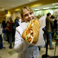 What in the world could yoga mats and Subway sandwiches have in common? They both contain the chemical azodicarbonamide—but not for much longer. #Dietitian Keri Gans