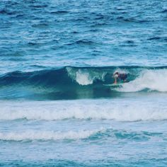 Few Head Dips Out Front all alone last Eve away from crowds #surf #surfing #wsl #ufc169 #skate #snapperrocks #goldcoast #wave #water #natediaz #future #justinbieber by sealwhiskers