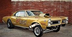 '66 Gasser GTO