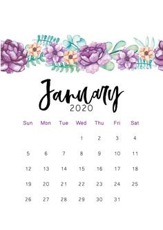 Best Photographs 2020 calendar cactus Thoughts The actual custom made wall calendars are designed to give your company a means to market your compa January Calendar, Cute Calendar, Vintage Calendar, Print Calendar, Free Printable Calendar, Calendar 2020, Calendar Design, Calendar Printing, January Wallpaper