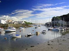 Porthmadog. So many childhood memories spent at our family caravan