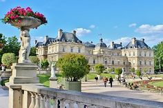 Paris, France, Landmark, Sky, Clouds