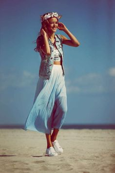 Youthful Summery Fashion Ads - The Tally Weijl Spring 2013 Campaign Stars Daria Pleggenkuhle (GALLERY)