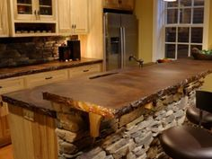 Kitchen Island Decorating Ideas