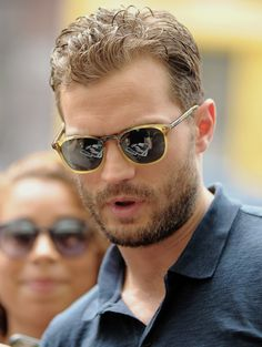 Jamie Dornan spotted at Soho, New York; August 5