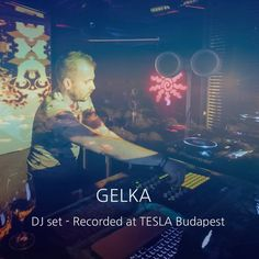 """Check out """"Gelka DJ set - Recorded at Tesla Budapest"""" by gelka on Mixcloud"""