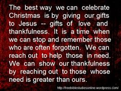 christmas quotes about giving and sharing   celebrate christmas by giving gifts of love and ...   Christmas Quotes