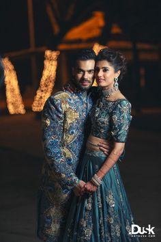 Delhi NCR weddings | Dhiraj & Divya wedding story | Wed Me Good