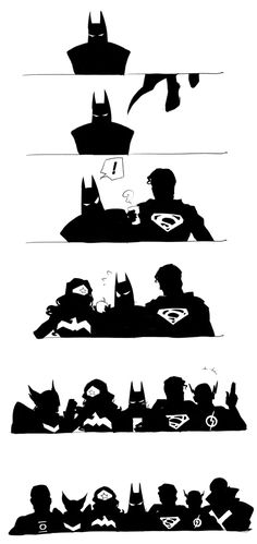 How the justice league was made