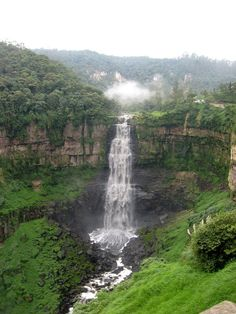 Tequendama Falls Colombia | The Tequendama Falls, Colombia