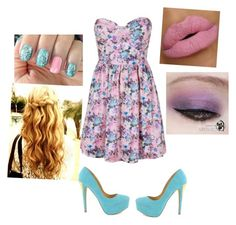 """""""Cute ❤"""" by i-love-niall-horan-4457 ❤ liked on Polyvore featuring Nly Shoes"""