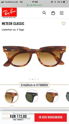 ee3021e17bd9 Monty Chestnut Tortoise in 2019 | Products | Sunglasses accessories ...