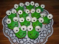 Frosch-Muffins, ein beliebtes Rezept aus der Kategorie Backen. Bewertungen: 61. Durchschnitt: Ø 4,4.
