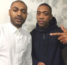 Old school Grime artists: Kano and Wiley Uk Music, Good Music, British Rappers, Grime Artists, New Jack Swing, The Power Of Music, Neo Soul, Popular Music