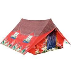 Cath Kidston - Country Cottage Ridge Tent :) (sadly, it only sleeps 2... cute for a kids' tent)  looks like it came from a children's story