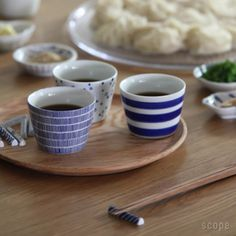 soba dipping cup / tea cup
