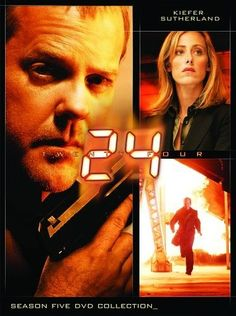 24 SEASON 5 POSTER - See best of PHOTOS of the 24 TV show