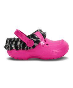 d58f82ca4 Wenchoice Black   Hot Pink Zebra Pettiskirt - Infant