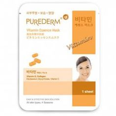Purederm Vitamin Essence Mask