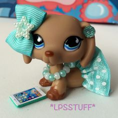 Littlest Pet Shop LPS Clothes Custom Skirt Outfit Lot DOG NOT INCLUDED | eBay