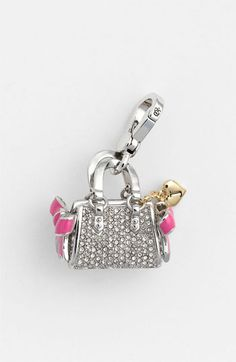 Juicy Couture 'Daydreamer' Charm available at Juicy Couture Bracelet, Juicy Couture Charms, Pandora Jewelry, Pandora Charms, Locket Charms, Lockets, Dior, Women Accessories, Jewelry Accessories
