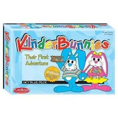 Kinder Bunnies - Game the kids will love!