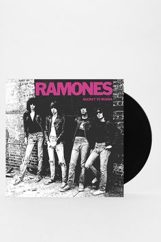 Ramones - Rocket To Russia LP Record | Urbanoutfitters.com $20
