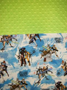 Star Wars Kindermat Nap Mat Cover with Minky $29.50