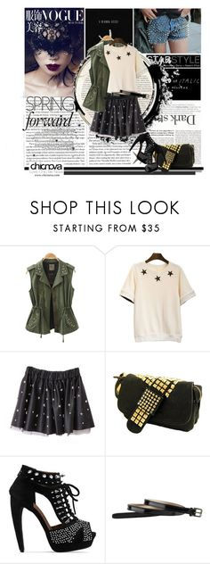 """""""Chicnova XIV"""" by teoecar ❤ liked on Polyvore featuring INC International Concepts, Jeffrey Campbell and Cole Haan"""