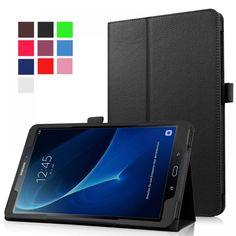 037a3e93420 Slim Folding PU Leather Case for Samsung Galaxy Tab A 18.40 Price: 13.98  &