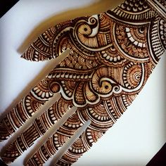 Top 10 Bridal Mehandi Design Trends to follow in 2016 | GirlXplorer