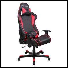 DXRACER fe08nr office chair pc gaming chair automotive seat computer chair.The Formula Series is DXRacer's answer to those seeking affordable luxury. These chairs are well-known to eSports players and their fans. We are featured by popular eSports teams such as compLexity, Dignitas, and Fnatic, and are represented at big events such as UMG and WCG.