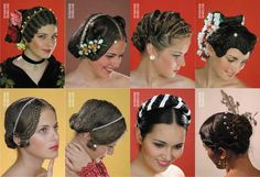 traditional croatian hairstyles - Buscar con Google