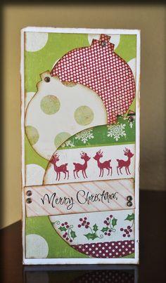 Kiwi Lane Christmas Card