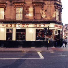 Art Deco Variety Bar, Glasgow