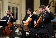 The early music group, Ostraka