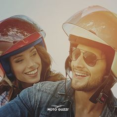 Welcome lightness of being. bit.ly/MotoGuzzi_com  #motoguzzi Motorcycle Travel, Moto Guzzi, Biker Style, Tandem, Harley Davidson, Pin Up, Pride, Photoshoot, Poses