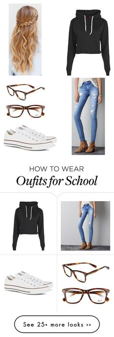 """school"" by blaze2019 on Polyvore"