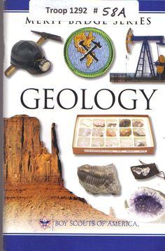 Merit Badge Books G-W