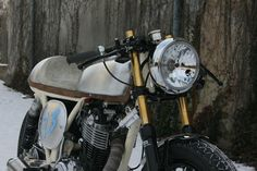 Yamaha SR500 Cafe Racer by Motorradtke GbR